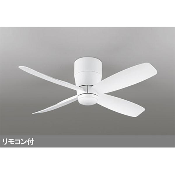 【WF810】オーデリック シーリングファン 器具本体 直付 【odelic】
