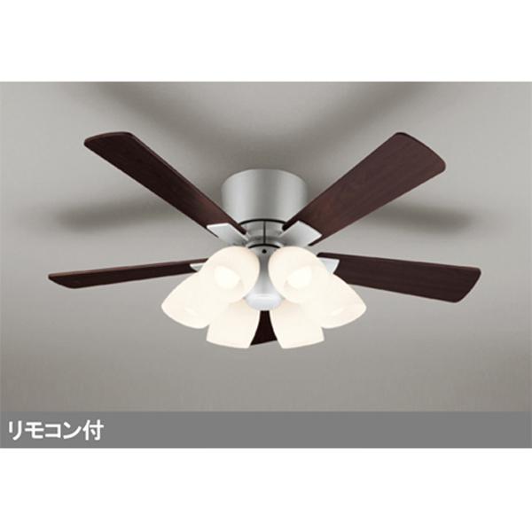 【WF419PC】オーデリック シーリングファン LED電球一般形 器具本体 灯具一体型 【odelic】