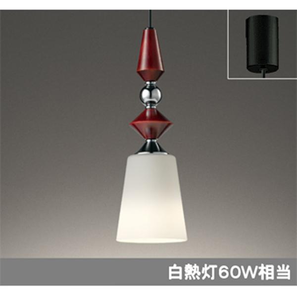 【OP252571PC】オーデリック ペンダントライト LED電球ミニクリプトン形 【odelic】