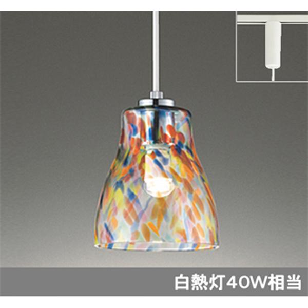 【OP252423LD】オーデリック ペンダントライト LED電球クリアミニクリプトン形 【odelic】