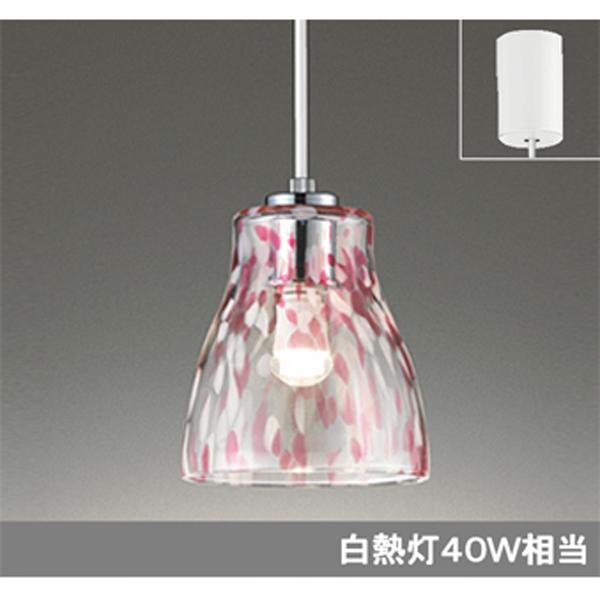【OP252424LD】オーデリック ペンダントライト LED電球クリアミニクリプトン形 【odelic】