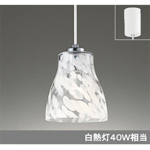 【OP252426LD】オーデリック ペンダントライト LED電球クリアミニクリプトン形 【odelic】