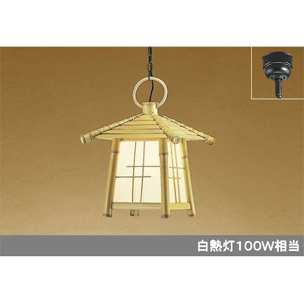 【OP035302PC】オーデリック 和ペンダントライト LED電球一般形 【odelic】