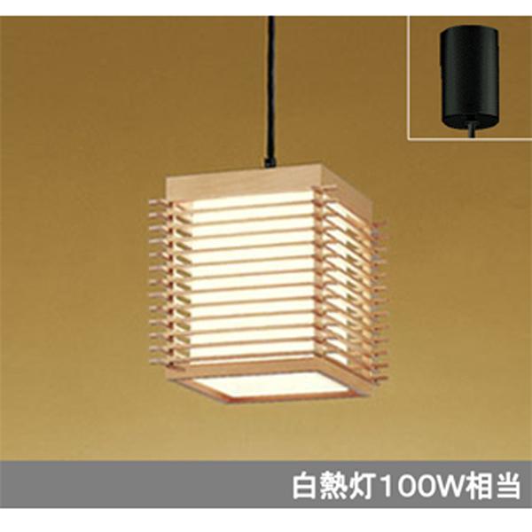 【OP176021BC】オーデリック 和ペンダントライト LED電球一般形 【odelic】
