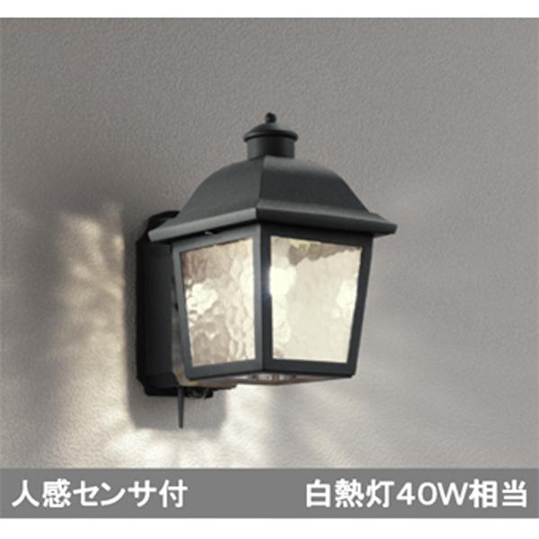 【OG254844BC】オーデリック エクステリア ポーチライト LED電球クリアミニクリプトン形 【odelic】