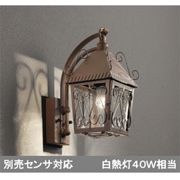 【OG254039LC】オーデリック エクステリア ポーチライト LED電球クリアミニクリプトン形 【odelic】