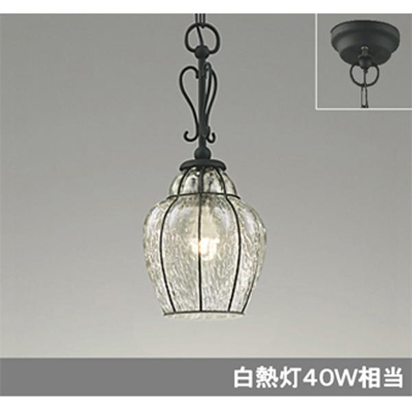 【OP034264LD】オーデリック エクステリア ポーチライト LED電球クリアミニクリプトン形 【odelic】