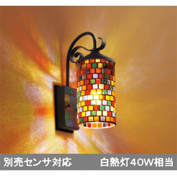 【OG041554LC】オーデリック エクステリア ポーチライト LED電球クリアミニクリプトン形 【odelic】