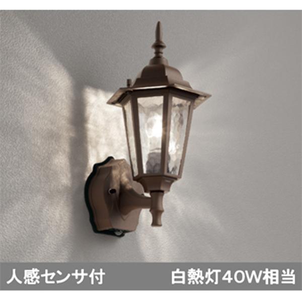【OG254634LC】オーデリック エクステリア ポーチライト LED電球クリア一般形 【odelic】