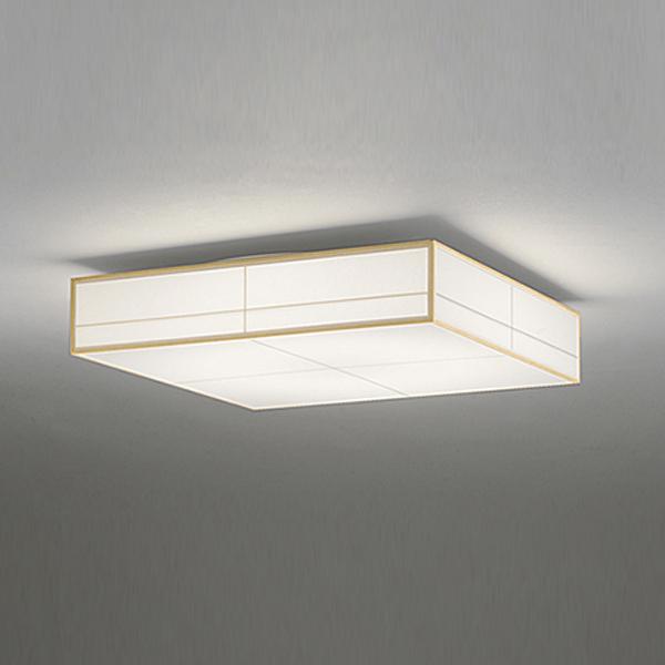 【OL291023BCR】オーデリック 和風照明 シーリングライト LED一体型 高演色LED