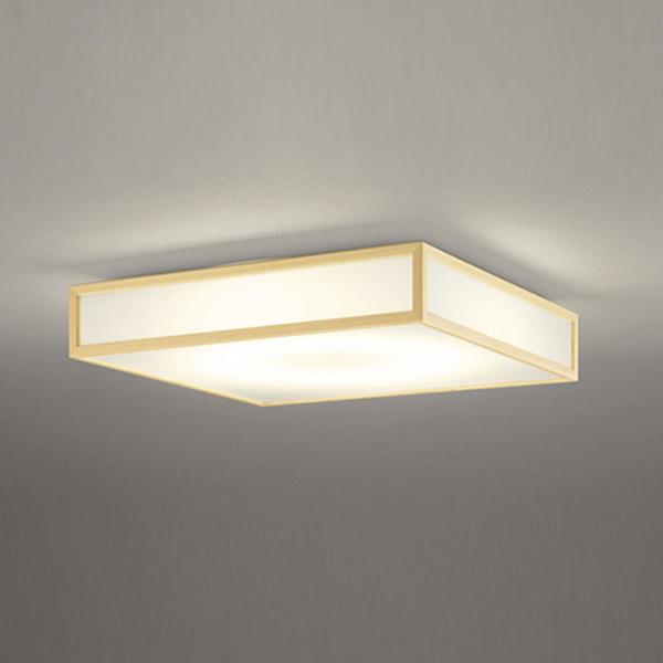 【OL291096R】オーデリック 和風照明 シーリングライト LED一体型 高演色LED リモコン付