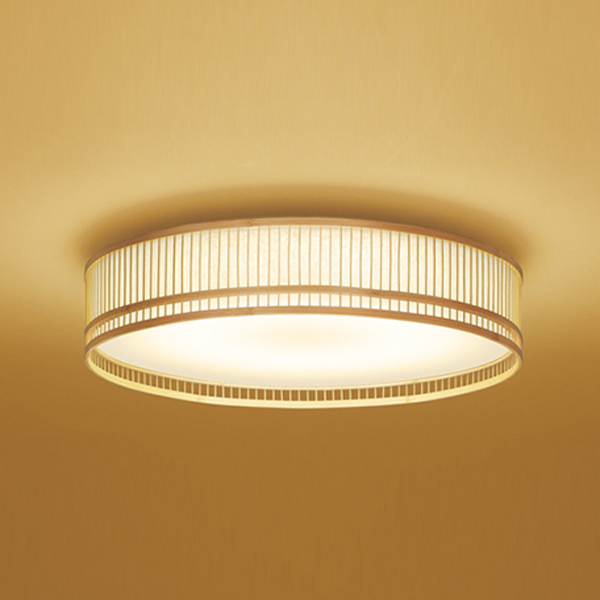 【OL291128R】オーデリック 和風照明 シーリングライト LED一体型 高演色LED リモコン付
