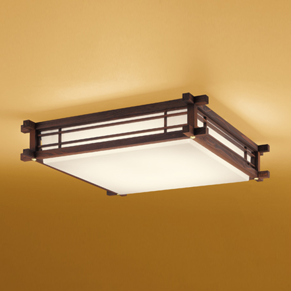 【OL251665BCR】オーデリック 和風照明 シーリングライト LED一体型 高演色LED