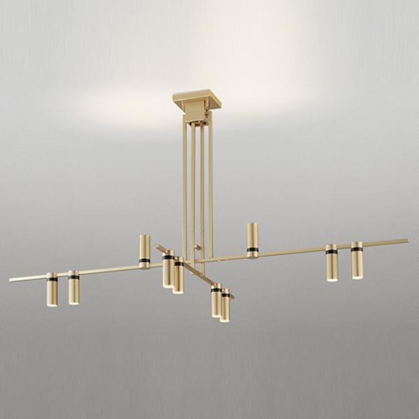 【OC257161BC】オーデリック シャンデリア LED一体型