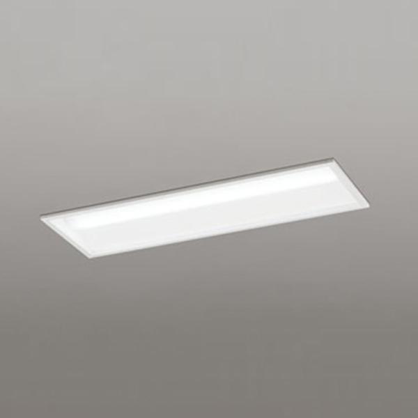【XD504001B5M】オーデリック ベースライト LEDユニット型 埋込型 20形 下面開放型 幅220 Hf32W定格出力×1灯相当