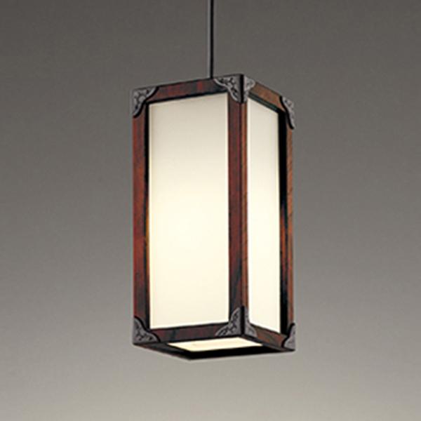 【OP252029PC1】オーデリック ペンダントライト 白熱灯60W相当 LED電球ミニクリプトン形