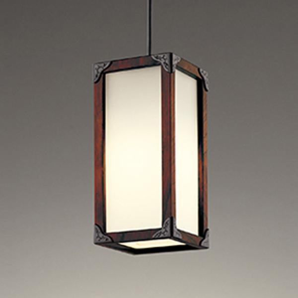 【OP252030PC1】オーデリック ペンダントライト 白熱灯60W相当 LED電球ミニクリプトン形