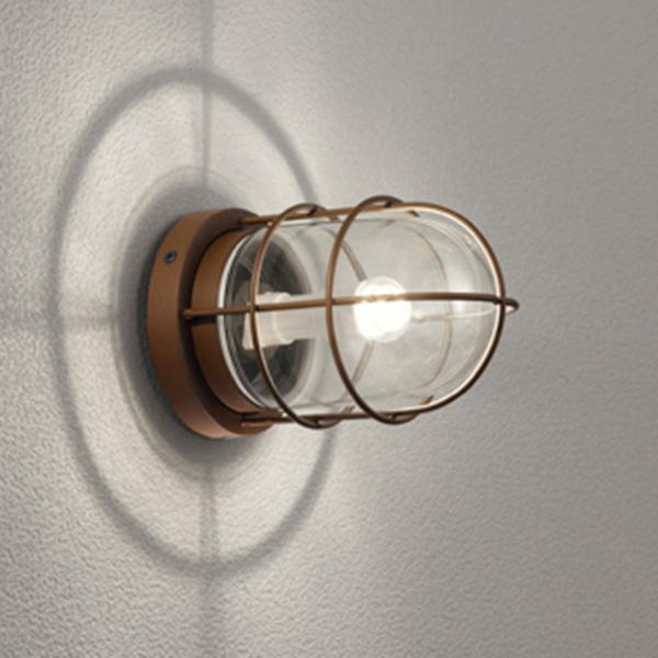 OG041763LC1 オーデリック トレンド 今だけ限定15%OFFクーポン発行中 エクステリア ポーチライト LED電球クリアミニクリプトン形 別売センサー対 白熱灯40W相当