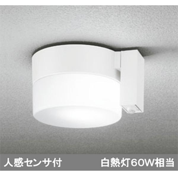 【OG254401NC】オーデリック エクステリア ポーチライト LED電球ミニクリプトン形 【odelic】