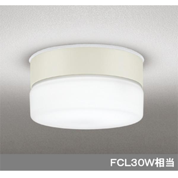【OG254768ND】オーデリック エクステリア ポーチライト LED電球フラット形 【odelic】