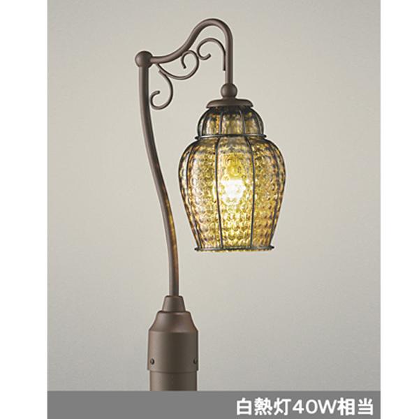 【OG043372LD】オーデリック エクステリア ポーチライト LED電球クリアミニクリプトン形 【odelic】