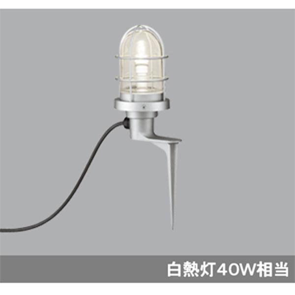 【OG043392LD】オーデリック エクステリア ポーチライト LED電球クリアミニクリプトン形 【odelic】