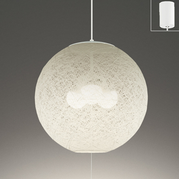 【OP035213LD】オーデリック 和ペンダントライト LED電球ボール球形 【odelic】