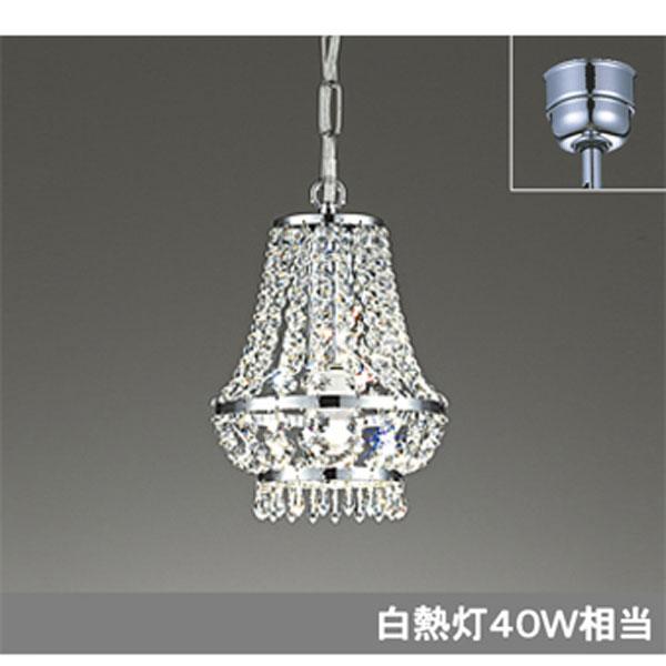 【OP034372LD】オーデリック ペンダントライト LED電球クリアミニクリプトン形 【odelic】