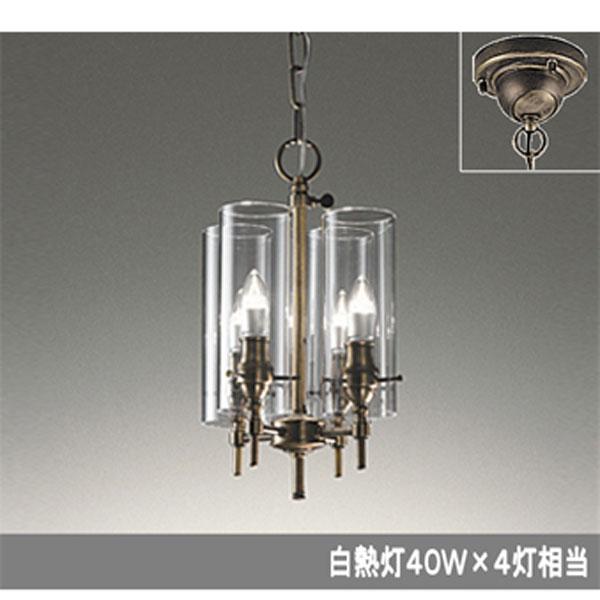 【OC257060LC】オーデリック ペンダントライト LED電球シャンデリア球形 【odelic】