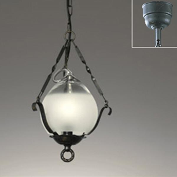 【OP034398LC】オーデリック ペンダントライト LED電球シャンデリア球形 【odelic】