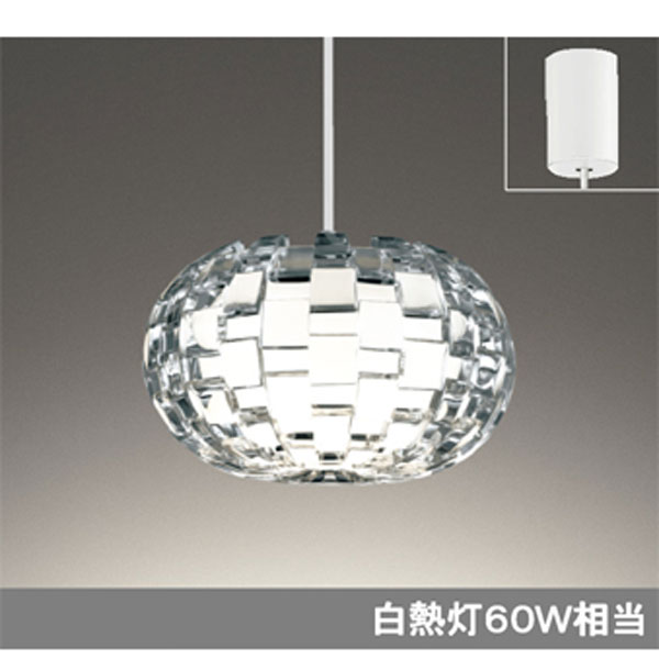 【OP252581LD】オーデリック ペンダントライト LED電球フラット形 【odelic】