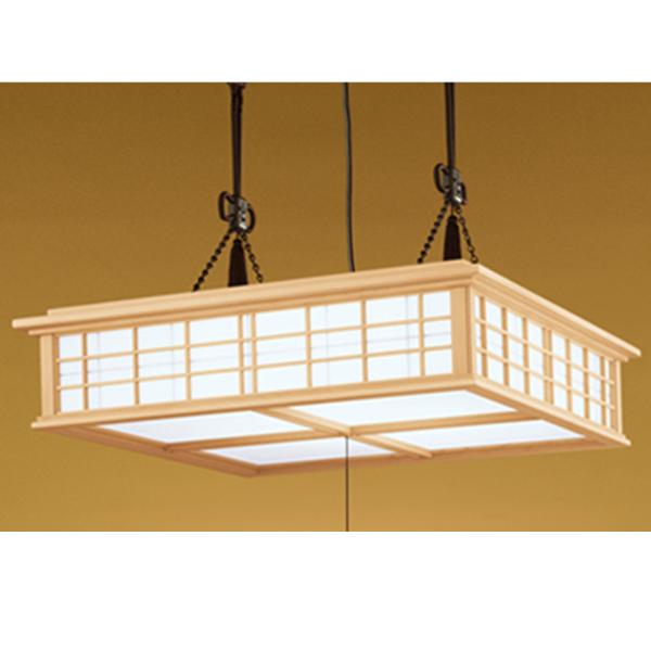 【OP252112】オーデリック 和シーリングライト・ペンダントライト LED一体形 【odelic】