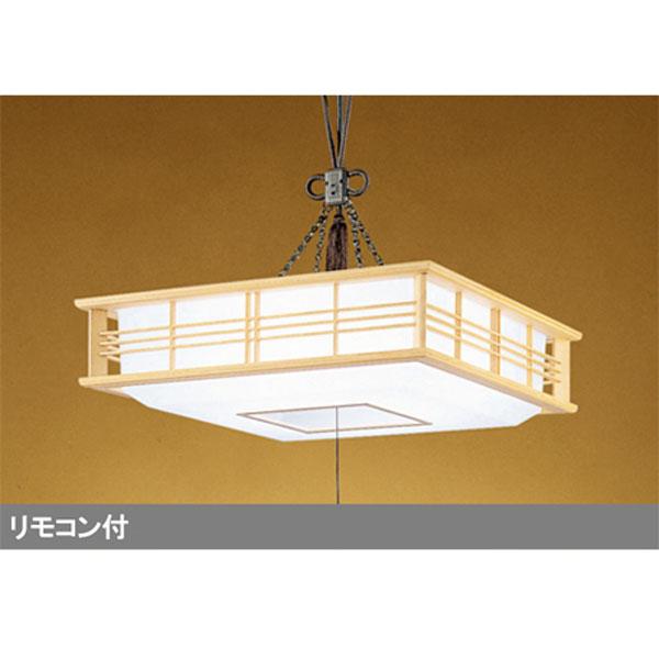 【OP252391】オーデリック 和シーリングライト・ペンダントライト LED一体形 【odelic】