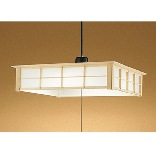 【OP252362L】オーデリック 和ペンダントライト LED一体形 【odelic】