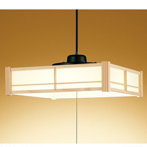 【OP252542L】オーデリック 和ペンダントライト LED一体形 【odelic】