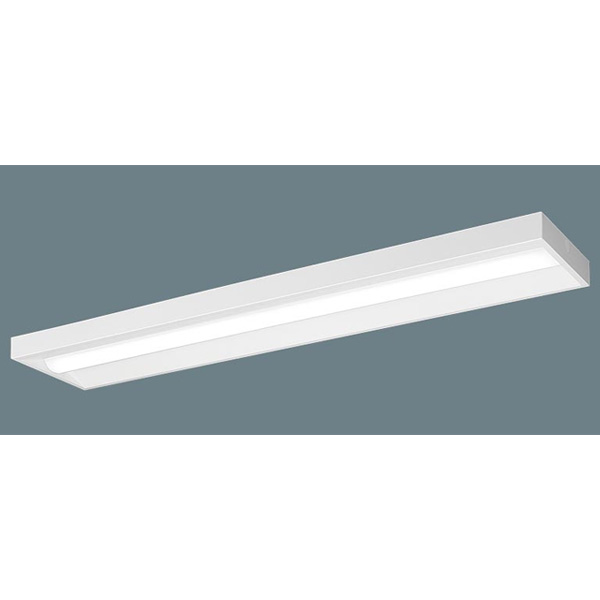【XLX410SEWZ LE9】パナソニック 一体型LEDべースライト iDシリーズ/40形 直付型 スリムベース 2000 lmタイプ 白色 非調光 【Panasonic】