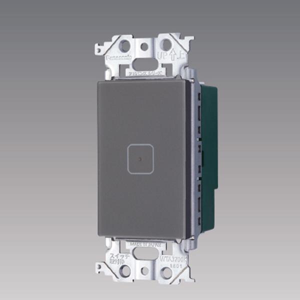 WTY5401HK パナソニック コントローラ 安売り アドバンスシリーズ リンクモデル 配線器具 売り出し 4線式 タッチ 1回路 OFFスイッチ ON
