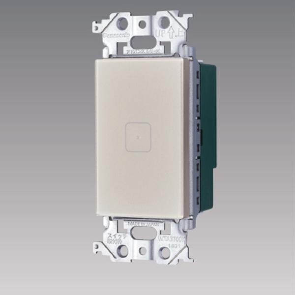 WTY5401FK パナソニック コントローラ アドバンスシリーズ 売り込み リンクモデル 配線器具 ON 4線式 タッチ 1回路 OFFスイッチ おしゃれ