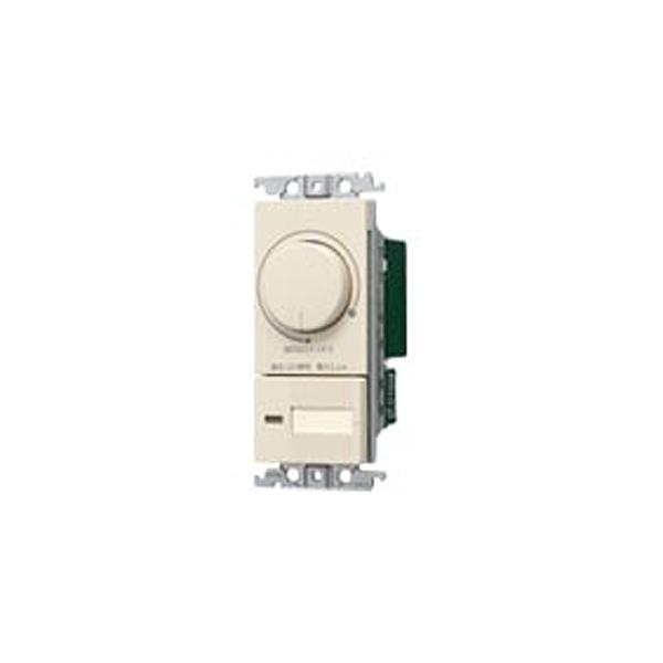 WTC57583F パナソニック コントローラ コスモシリーズ WEB限定 ワイド21 配線器具 3路両用 LED 適合LED専用3.2A 日本全国 送料無料 ロータリー式 片切 埋込逆位相調光スイッチC