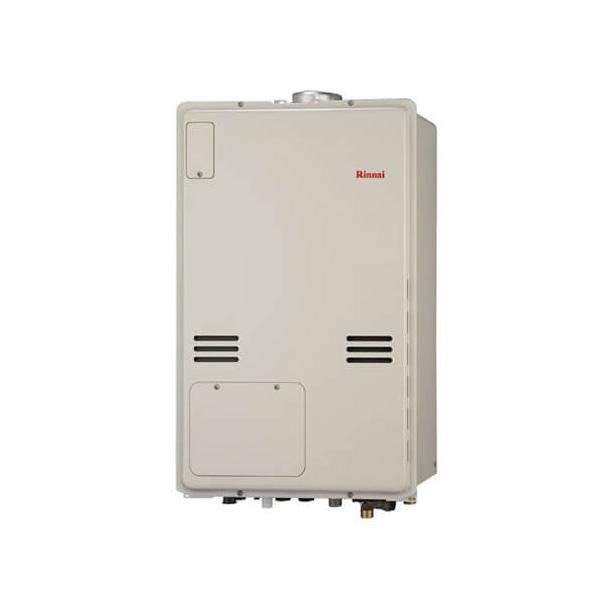 【RUFH-A2400AU】リンナイ ガス給湯暖房用熱源機 24号 フルオート PS扉内上方排気型 【RINNAI】