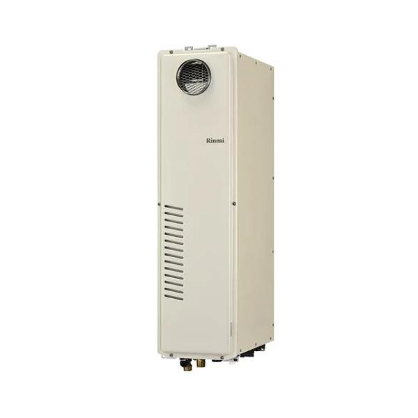 【RUFH-SA2400AW2-6】リンナイ ガス給湯暖房用熱源機 24号 フルオート 屋外据置台・PS設置型 【RINNAI】