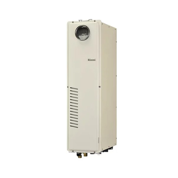 【RUFH-SA2400SAW2-6】リンナイ ガス給湯暖房用熱源機 24号 オート 屋外据置台・PS設置型 【RINNAI】
