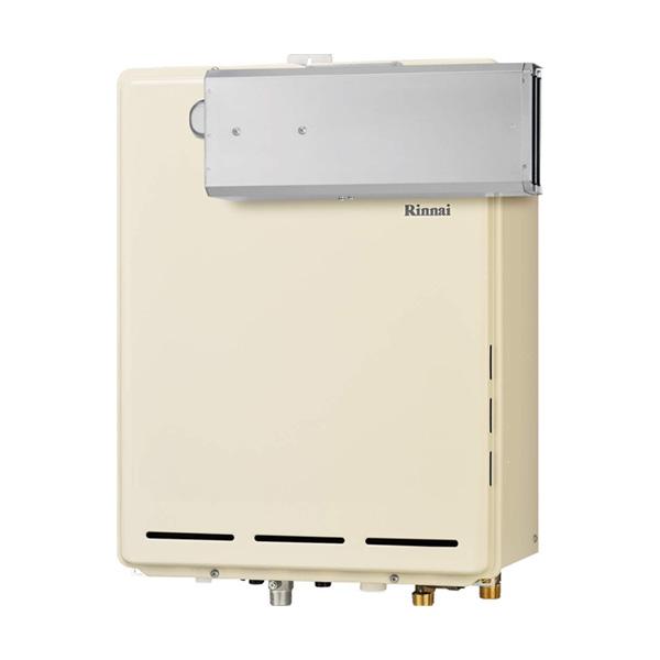 【RUF-A2405AA(B)】リンナイ ガスふろ給湯器 設置フリータイプ 24号 フルオート アルコーブ設置型 【RINNAI】