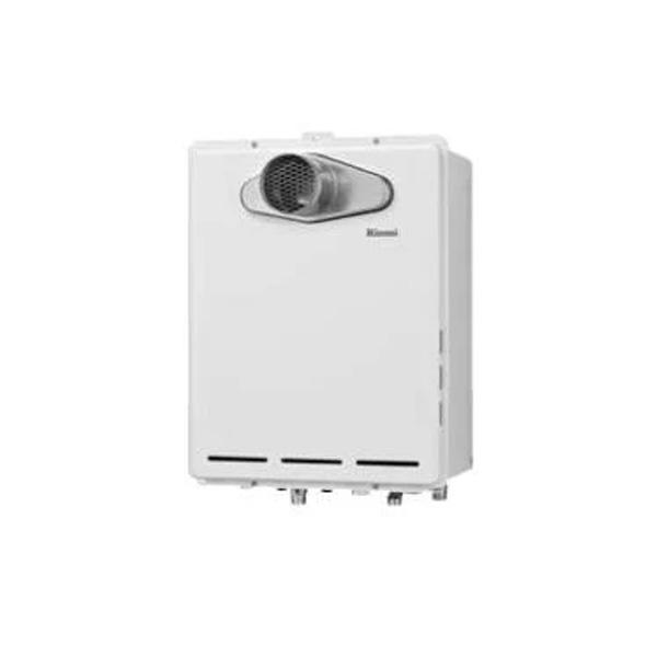 【RUF-A2015AT(B)】リンナイ ガスふろ給湯器 設置フリータイプ 20号 フルオート PS扉内設置/PS前排気型 【RINNAI】