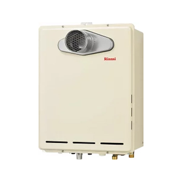 【RUF-A2015SAT-L(B)】リンナイ ガスふろ給湯器 設置フリータイプ 20号 オート PS扉内設置/PS延長前排気型 【RINNAI】