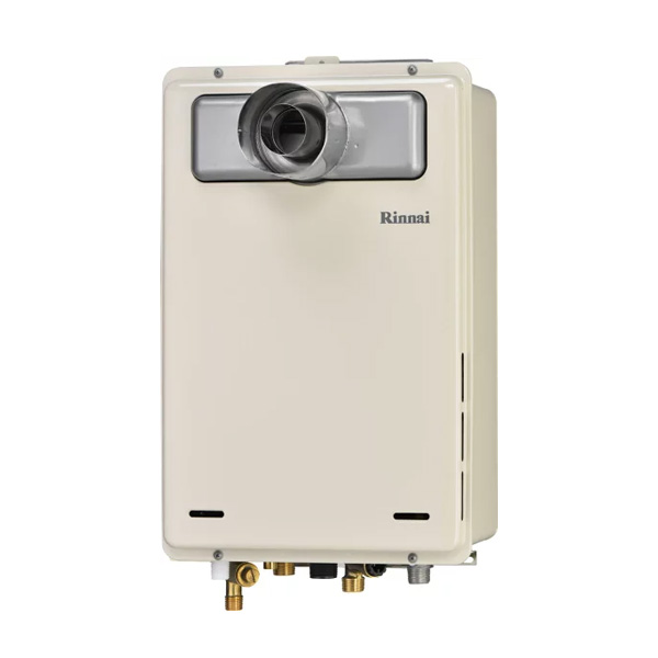 【RUJ-A1600T】リンナイ ガス給湯器 高温水供給式タイプ 16号 高温水供給式 PS扉内設置型/PS前排気型 【RINNAI】