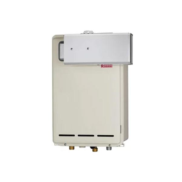 【RUX-A2403A】リンナイ ガス給湯専用機 24号 音声ナビ アルコーブ設置型 【RINNAI】