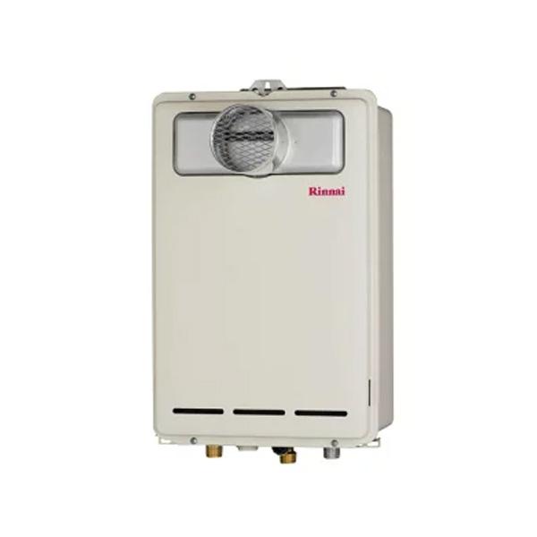 【RUX-A1613T】リンナイ ガス給湯専用機 16号 音声ナビ PS扉内設置型/PS前排気型 【RINNAI】