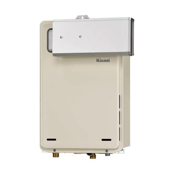 【RUX-A2005A-E】リンナイ ガス給湯専用機 給湯専用 20号 アルコーブ設置型 【RINNAI】