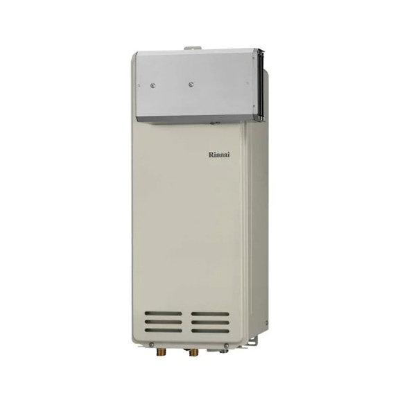 【RUX-VS1606A(A)-E】リンナイ ガス給湯専用機 音声ナビ 16号 アルコーブ設置型 【RINNAI】